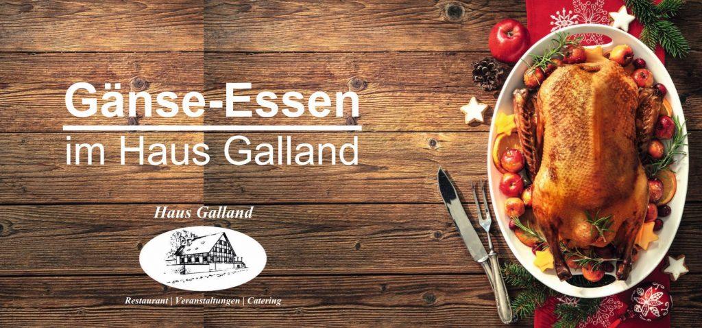 Gänse-Essen